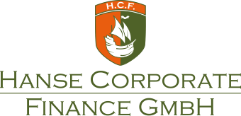 H.C.F. Hanse Corporate Finance GmbH Retina Logo